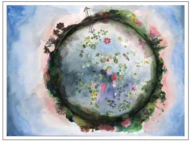 2018湿地主题绘画大赛