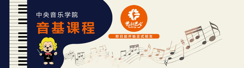 艺朝艺夕中央音乐学院音基课程