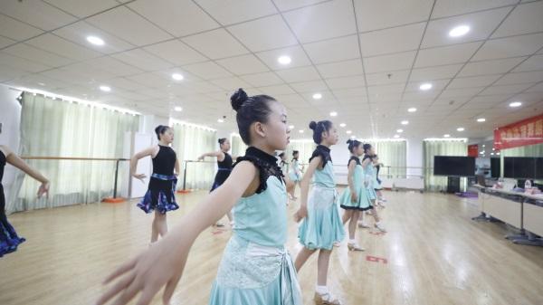 杭州艺朝艺夕拉丁舞学员