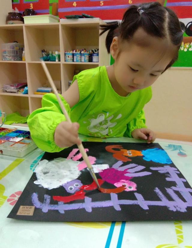 如何让孩子爱上画画