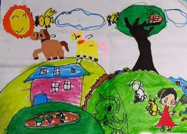 儿童美术教育