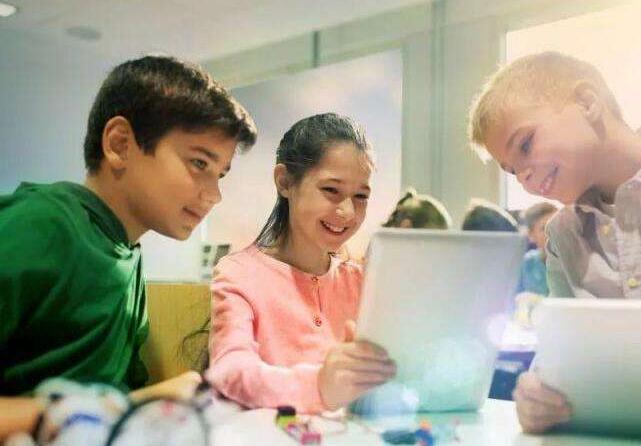 为什么让孩子从小学编程