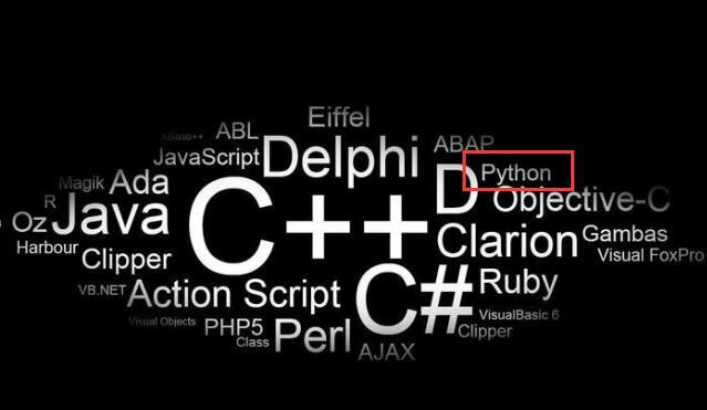 Python编程学什么