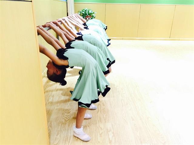 艺朝艺夕拉丁舞培训
