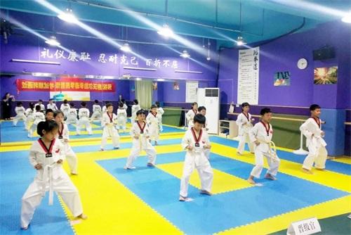 杭州跆拳道培训班