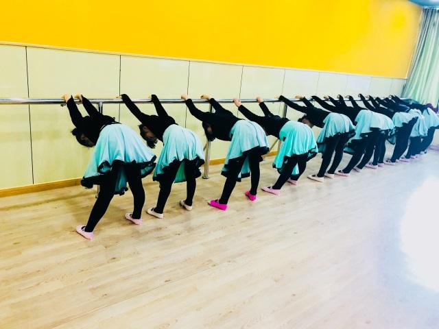 杭州儿童拉丁舞培训班