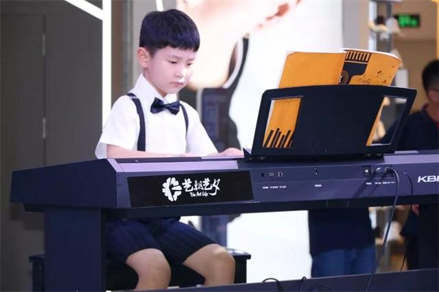 艺朝艺夕钢琴学员