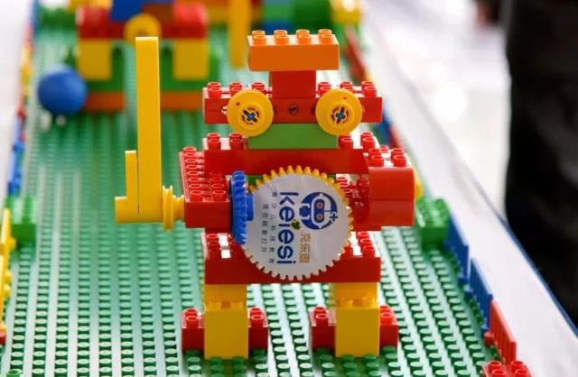 克乐思乐高机器人教育