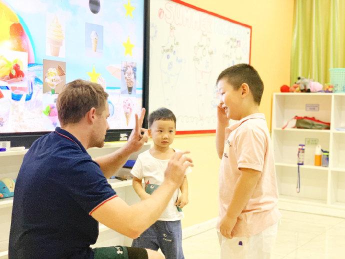 弗恩英语幼儿英语课堂