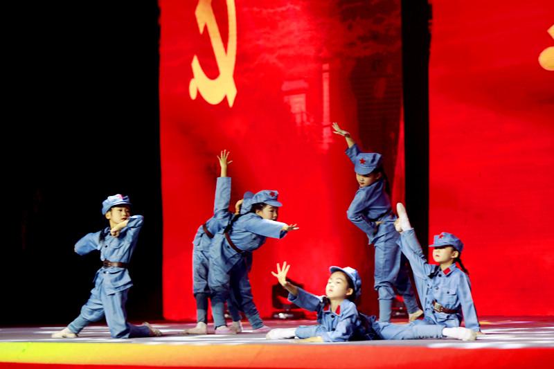 艺朝艺夕舞蹈大赛中国舞