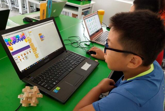南京孩子学编程