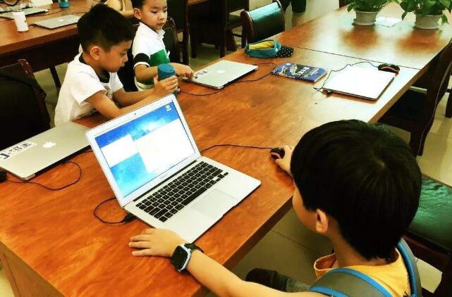 南京少儿编程学校
