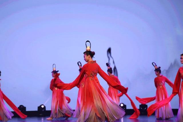 艺朝艺夕中国舞演出