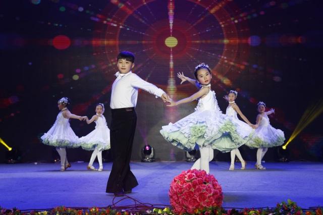 杭州幼儿拉丁舞培训