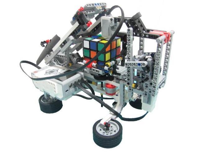 乐高机器人教育教什么