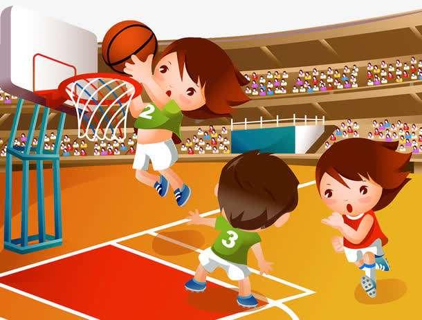儿童学篮球的最佳年龄