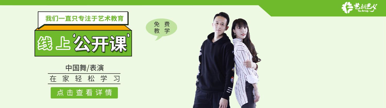 艺朝艺夕直播课