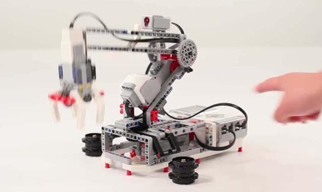 乐高机器人课程