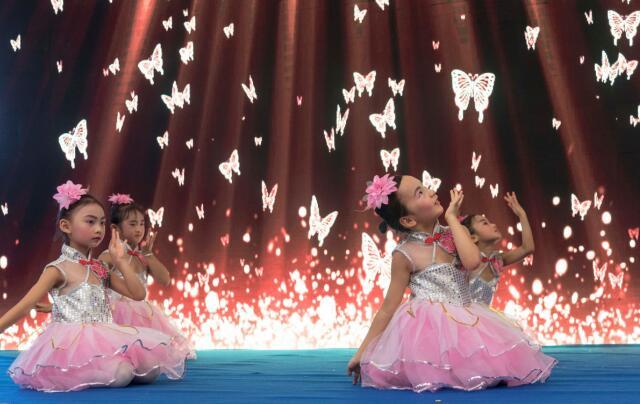 中国舞演出