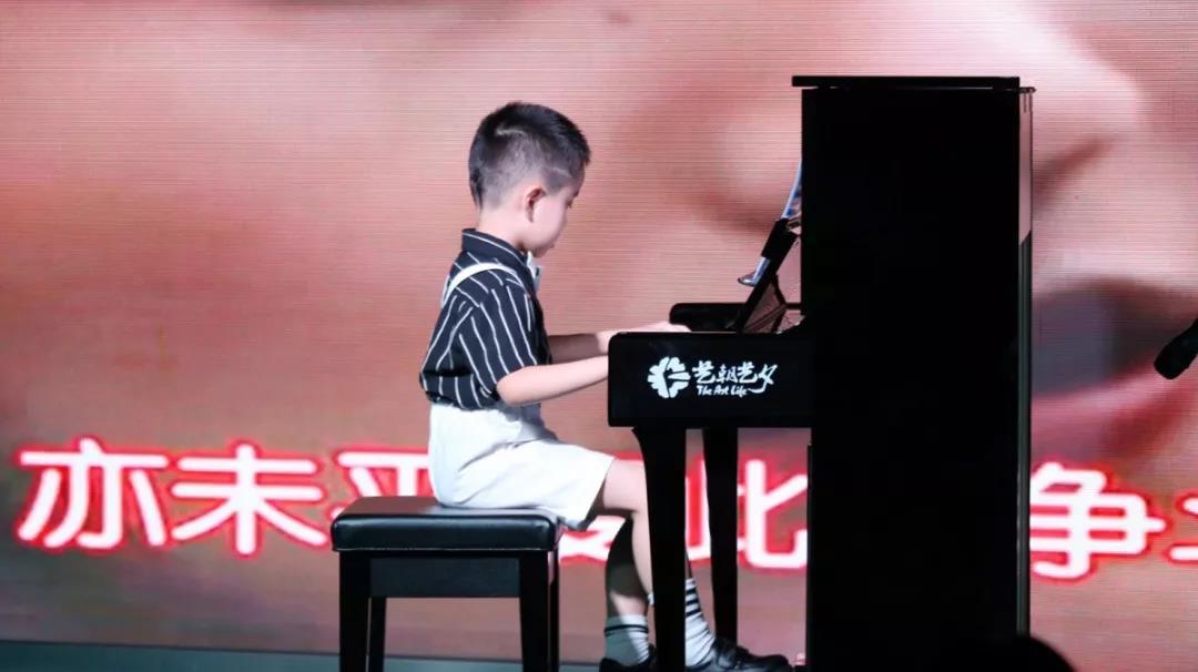 艺朝艺夕钢琴兴趣班学员表演