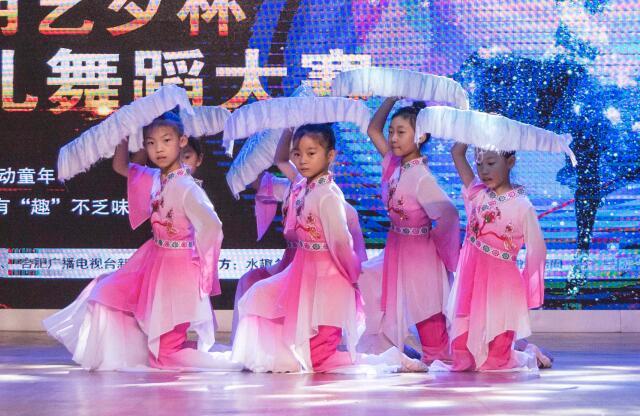南通少兒中國舞培訓