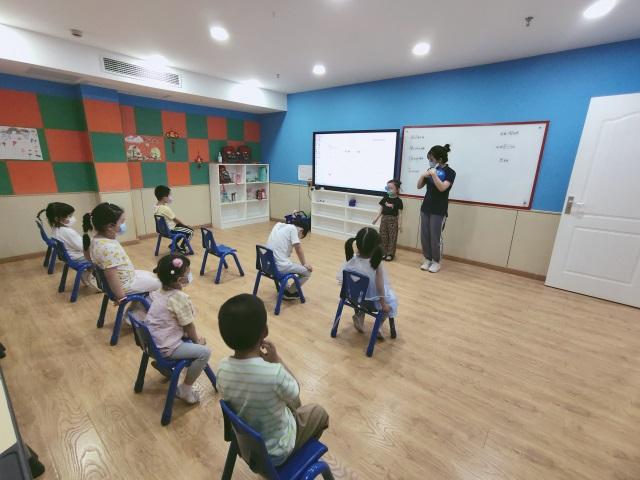 弗恩英语课堂展示