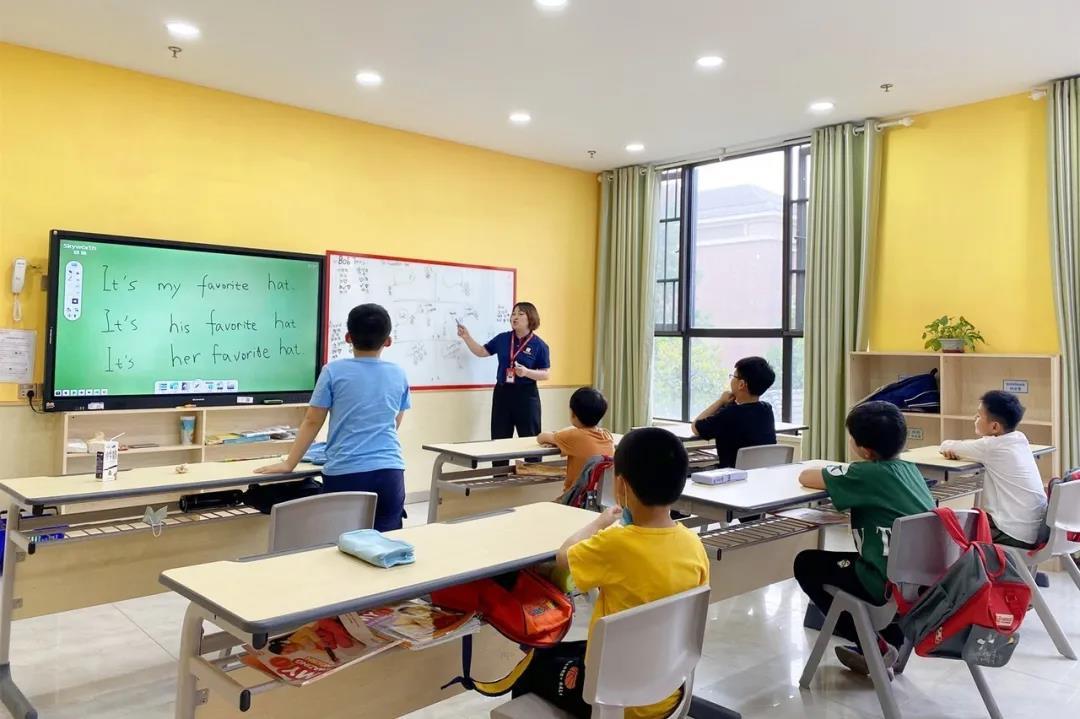 合肥弗恩英语课堂