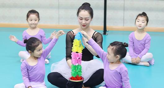 中国舞学员