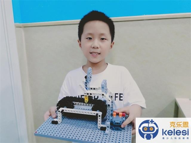 克乐思儿童机器人编程
