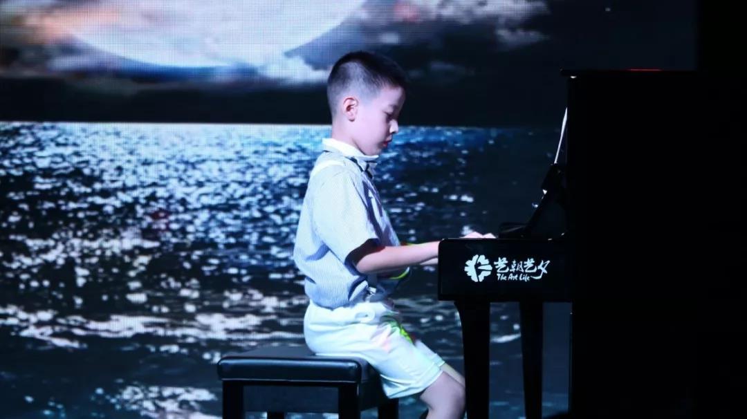 艺朝艺夕学员钢琴演奏